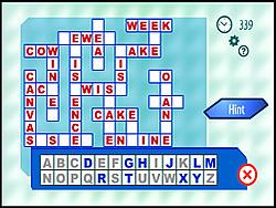 Clueless Crossword game