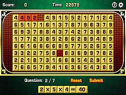 Arithmetic Game game