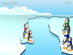 Penguin Families game