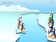 Chơi trò chơi miễn phí Penguin Families