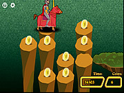 Play free game Greedy Knight