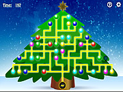 Play Christmas tree light up Game