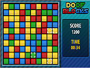 Doof Blocks game