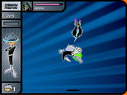 Danny Phantom: Portal Problem game