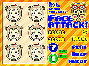 Face Attack game