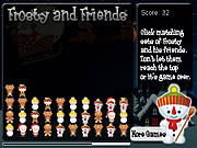 Play Frosty and friends Game