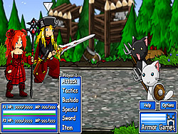 Epic Battle Fantasy 2 game