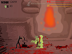 Ninjotic Mayhem game
