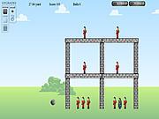 juego Castle Clout