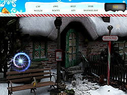 Hiddden Objects Christmas Edition game