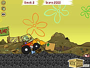 Play Squidward tractor Game