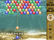 Play Seabed bubble 2 Game
