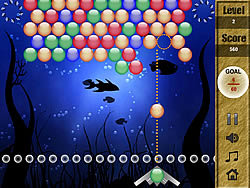 Seabed Bubble 3 game