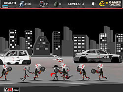 Stick Out Assault game