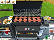 Play Grill champ Game