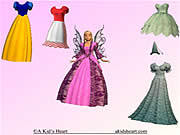 Play Fairy tale dress up Game