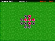 Red Flowers game
