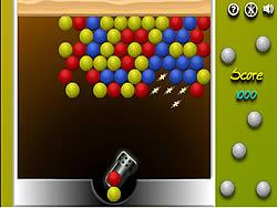 Permainan Color Balls Solitaire