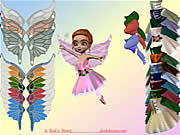 Play Little fairy dress up Game