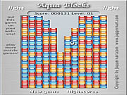 Play Aqua blocks Game