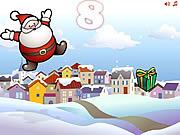 Play Boing boing santa Game