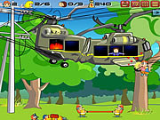 Play Bouncy fire fighters Game