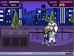 Permainan Danny Phantom: Freak For All