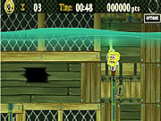Sponge Bob Square Pants: Ship O' Ghouls game