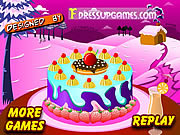 Play Birthday cake decor 2 Game