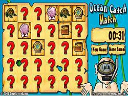 Ocean Catch Match game