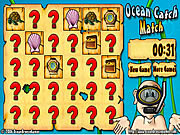 Ocean Catch Match game