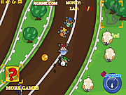 Play Benben karting Game