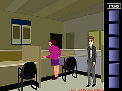Bank Robbery game