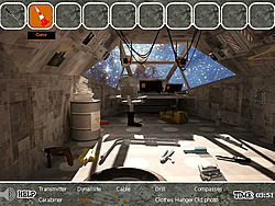Lost In Space Hidden Objects game