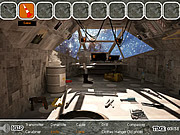 Jugar Lost in space hidden objects Juego
