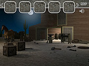 Play Wild west escape Game