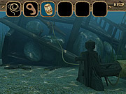 Play Sunken treasures escape Game