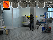 Play Turmoil in the supermarket escape Game