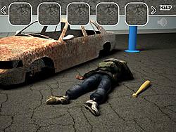 Zombie Invasion Escape game