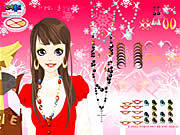 Play Important girl dress up Game