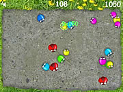 Play Six bugs Game
