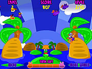 Play Fat frog frenzy Game