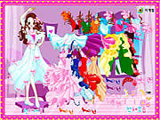 Play Dancing girl dress up Game