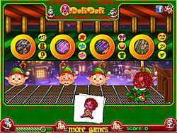 Santa Comes to Dolidoli Town game
