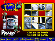 Play Space jumble game Game