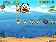Play Fishing panda Game