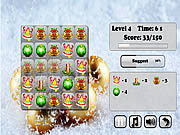 Play Strawberry christmas Game