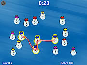 Play Snowman match Game