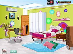 Gioca gratuitamente a Bed Room Decor