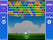 Play Puzzle bubble Game